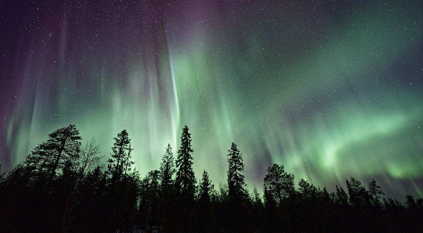 Aurore boreali: cosa sono e come si fotografano?